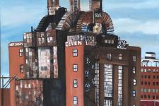 cityscapes, street scenes, buildings, realism