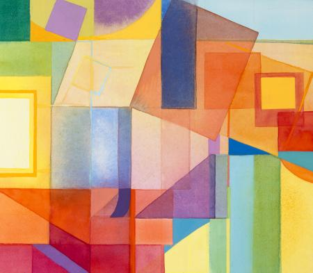 Color Notation 4 by Diane Lachman