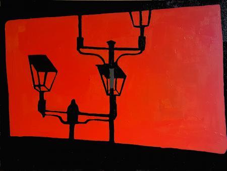 Sharon_Coulson_Downes_Oaxacan_Lamp_Post