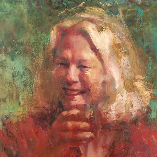 Happy by Bonnie Mettler